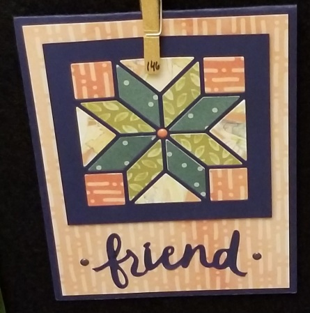 quilt friend card